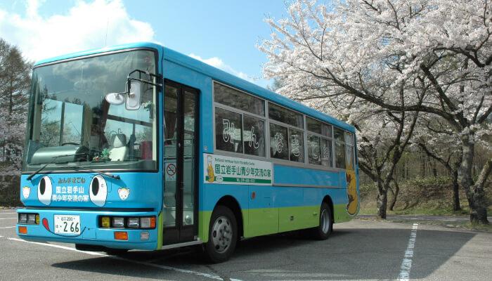 所バス車両写真