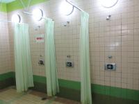 大浴場シャワールーム